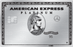 best credit cards for miles american express platinum mercedes benz