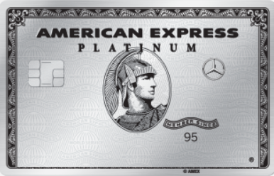 Best credit cards for points free stays the lazy for Mercedes benz american express platinum