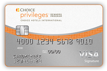 Barclaycard Choice Privileges Card