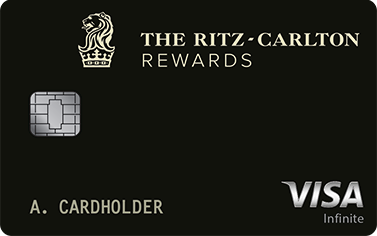 Chase Ritz Carlton Card