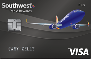 best credit cards for miles chase southwest plus
