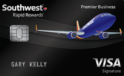 best credit cards for miles Chase southwest premier business