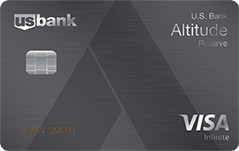 best credit cards for miles us bank altitude reserve