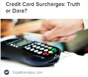 CC surcharges