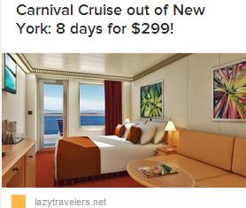 LT Carnival Cruise
