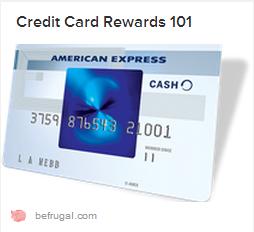 Rewards 101