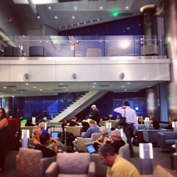 Airport Lounges Delta Sky Club Atlanta
