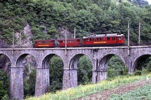 Trains de la Mure (France)