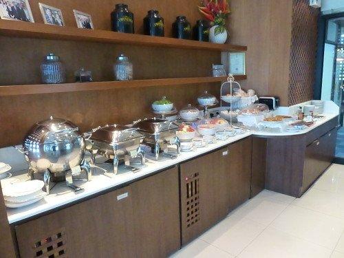 Coral Lounge Phuket-Food