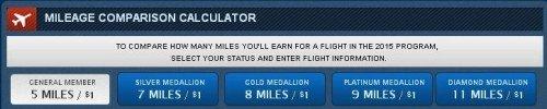 Delta Miles 1