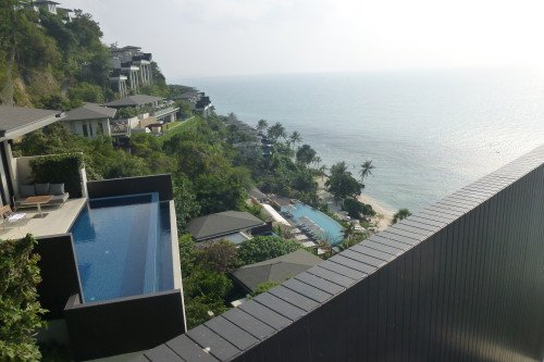 Hilton luxury resorts Conrad Koh Samui