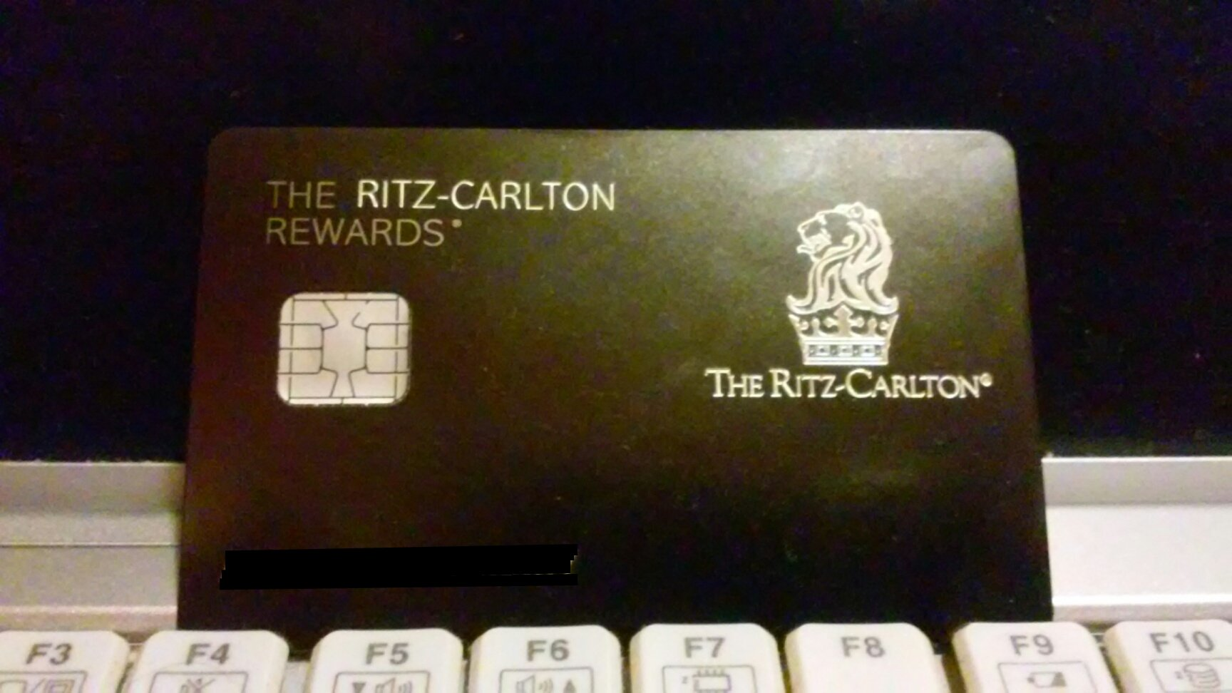Just Got My New Chase Ritz Carlton Card--Is It the Best Reward Card