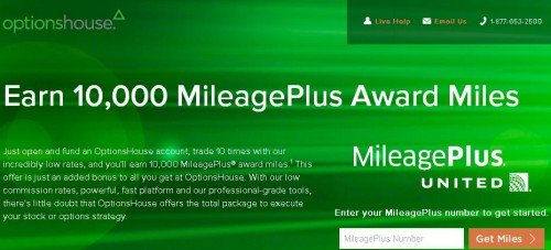 10 000 United Mileage Plus Miles Credit Card News And