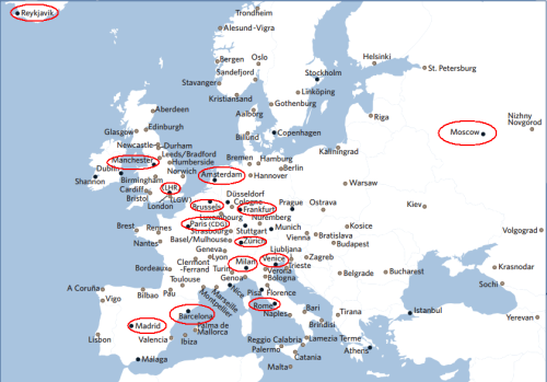 Delta Europe