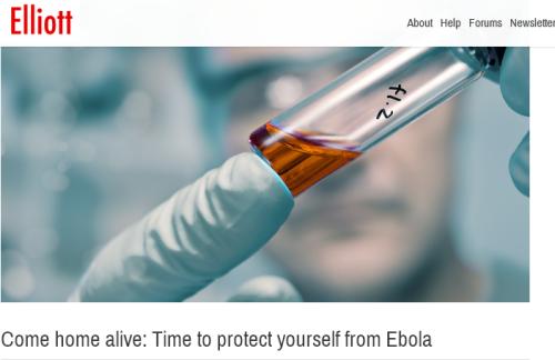 Elliott Ebola
