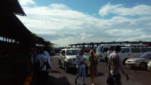 Panama Canal Train: Arrival in Colon