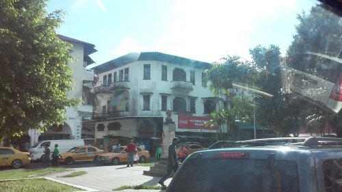 Colon, Panama: Downtown
