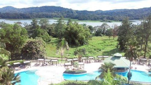 Gamboa Rainforest Resort: View from the Terrace