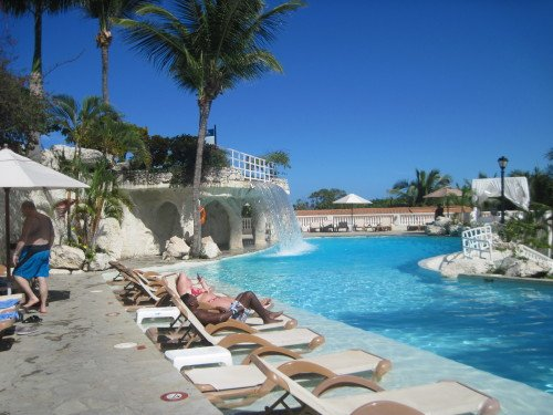 Cheap All Inclusive in Dominican Republic | Another awesome pool