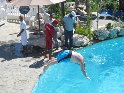 Cheap All Inclusive in Dominican Republica | No Diving rule is strictly enforced