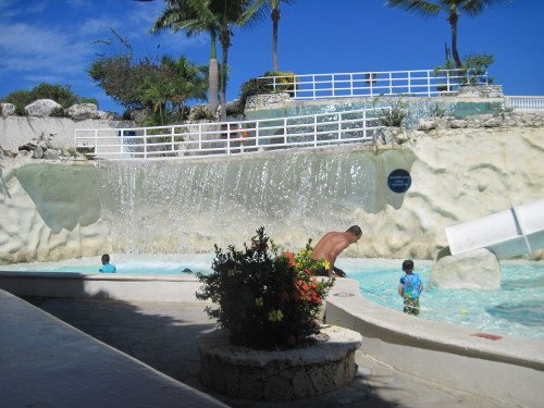 Cheap All Inclusive in Dominican Republic | Pools with waterfalls