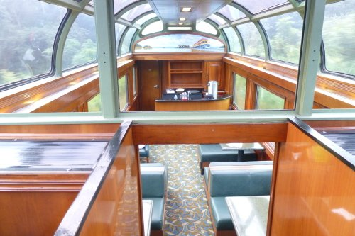 Panama Canal Train: from the Atlantic to the Pacific through rivers and the jungle
