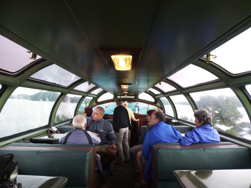 Panama Canal Train: from the Atlantic to the Pacific