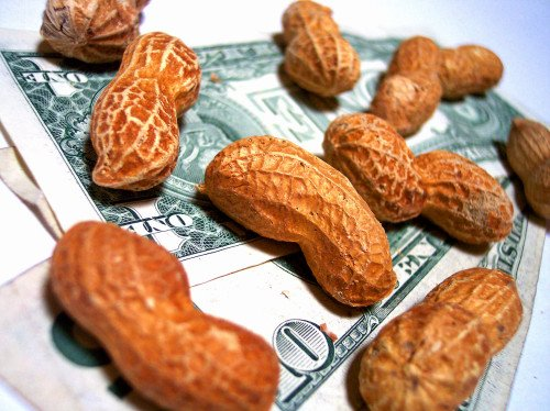Money and Peanuts