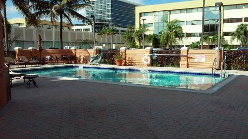 Hyatt Hyatt Hyatt Place Miami Airport-West/Doral: The Pool