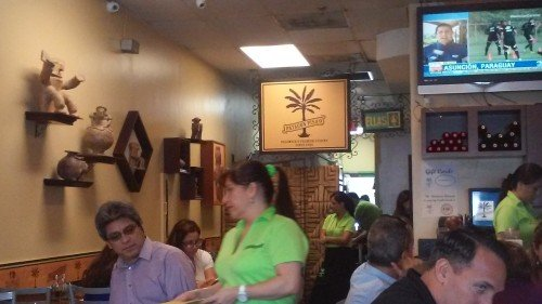Patacon Pisao -- great Colombian Restaurant near Hyatt Place Doral