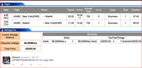 No Fuel Surcharges to Europe on United