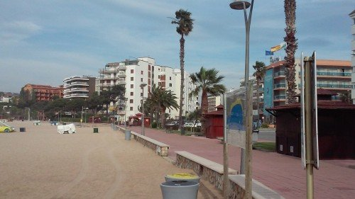 Lloret de Mar: Fenals Beach