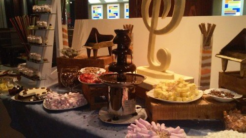 Evenia Lunch Buffet: incredibly tasty!