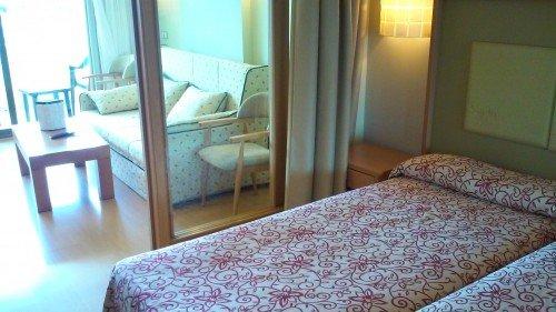 Evenia Suites Room Layout