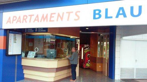 Money Exchange at Bllaw Apartments
