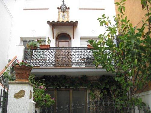 Streets of Lloret de Mar