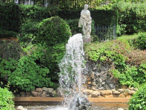 Lloret de Mar:  Santa Clotilde Gardens