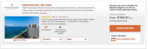 IHG PointBreaks --InterContinental Nha Trang