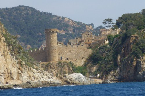 Lloret de Mar: Just an unknown Castle, sorry :(