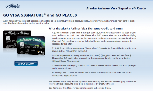 Miles Points Credit Cards Offers 6/14-6/21: BofA Alaska