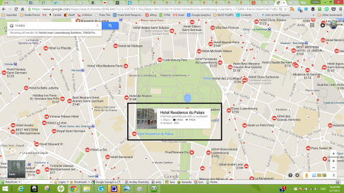 Paris Apartment Google Map Search