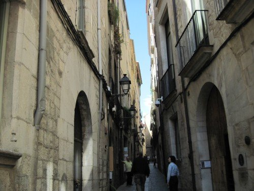 Girona, Costa Brava, Spain: Old Town