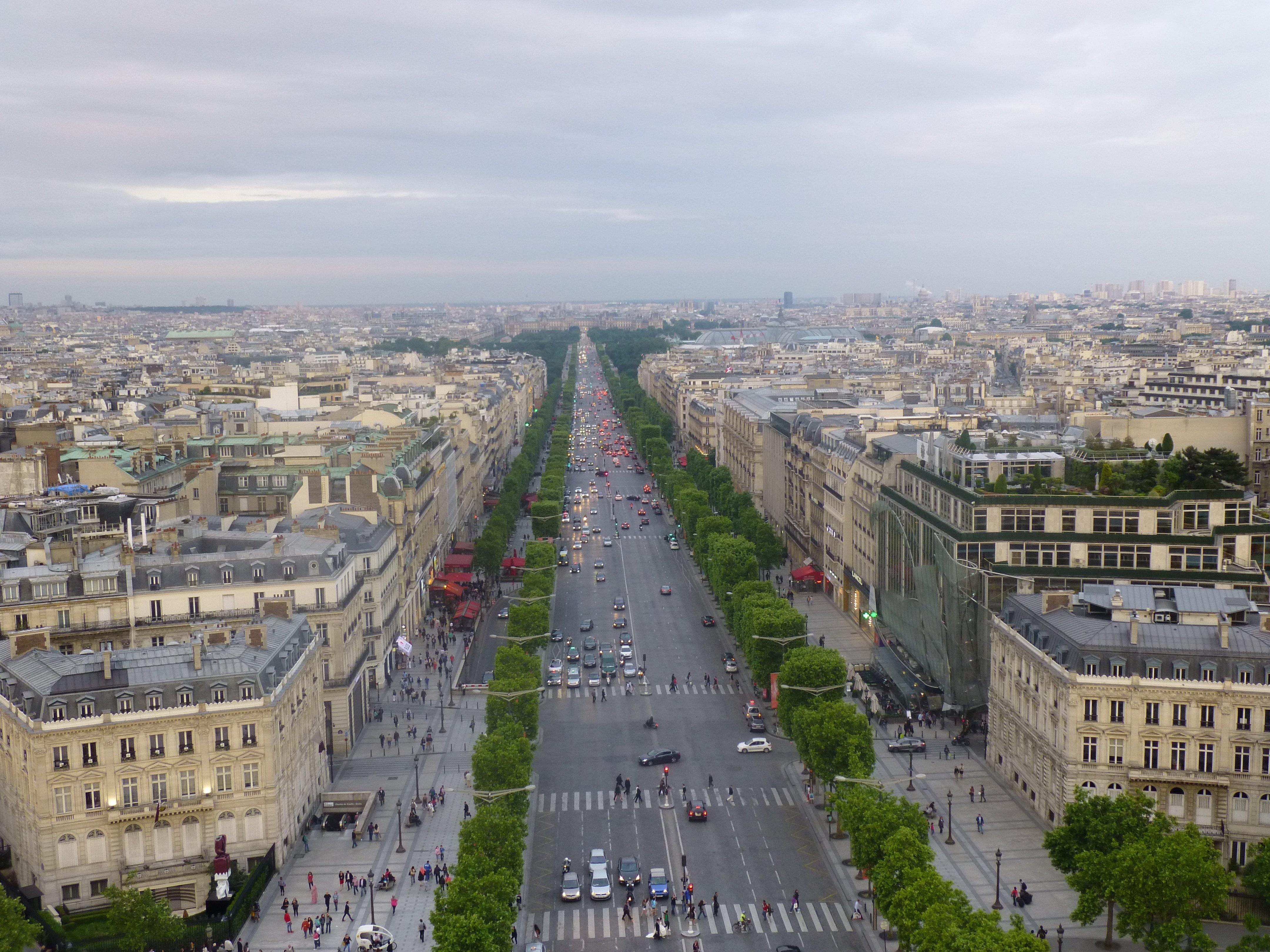 París Apartamentos de vacaciones