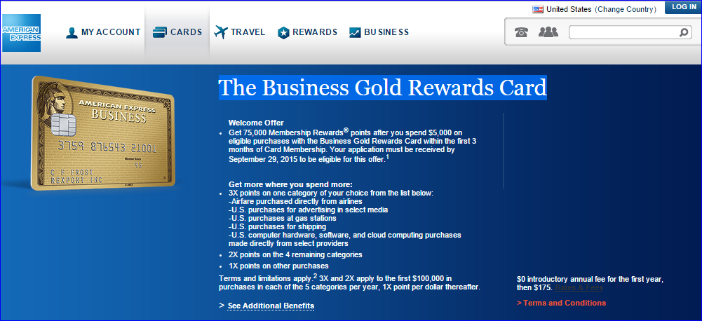 Citi aadvantage executive 75000 point bonus is back and a lone amex amex business gold reward 75000 point offer colourmoves
