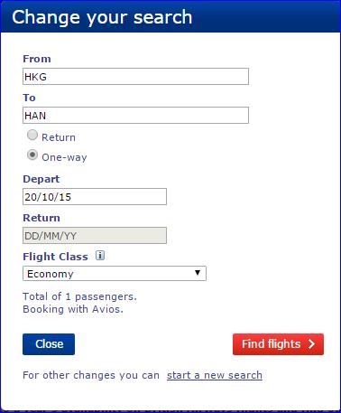 Avios Glitch: Dates