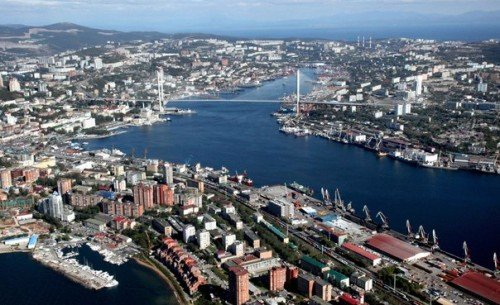 How Far You Can Stretch Your AAdvantage Miles Value: Russian Far East for 20,000 miles Vladivostok Golden Horn