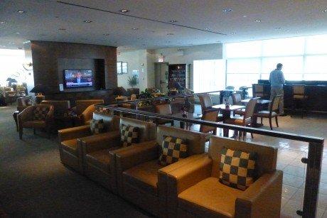 Emirates First Class Lounge JFK