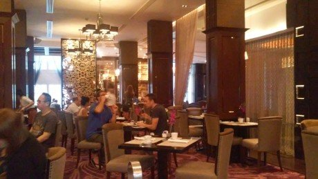 Radisson Suites Bangkok Sukhumvit: restaurant