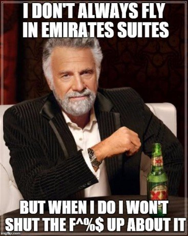 Emirates Meme