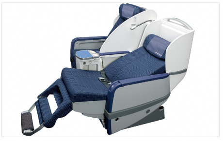 ANA Mileage Club Business Seat
